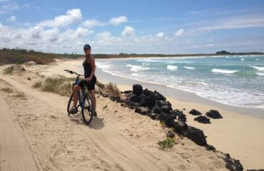 Galapagos-Kayak-Adventure-Day-3-Biking-in-Isabela-Island