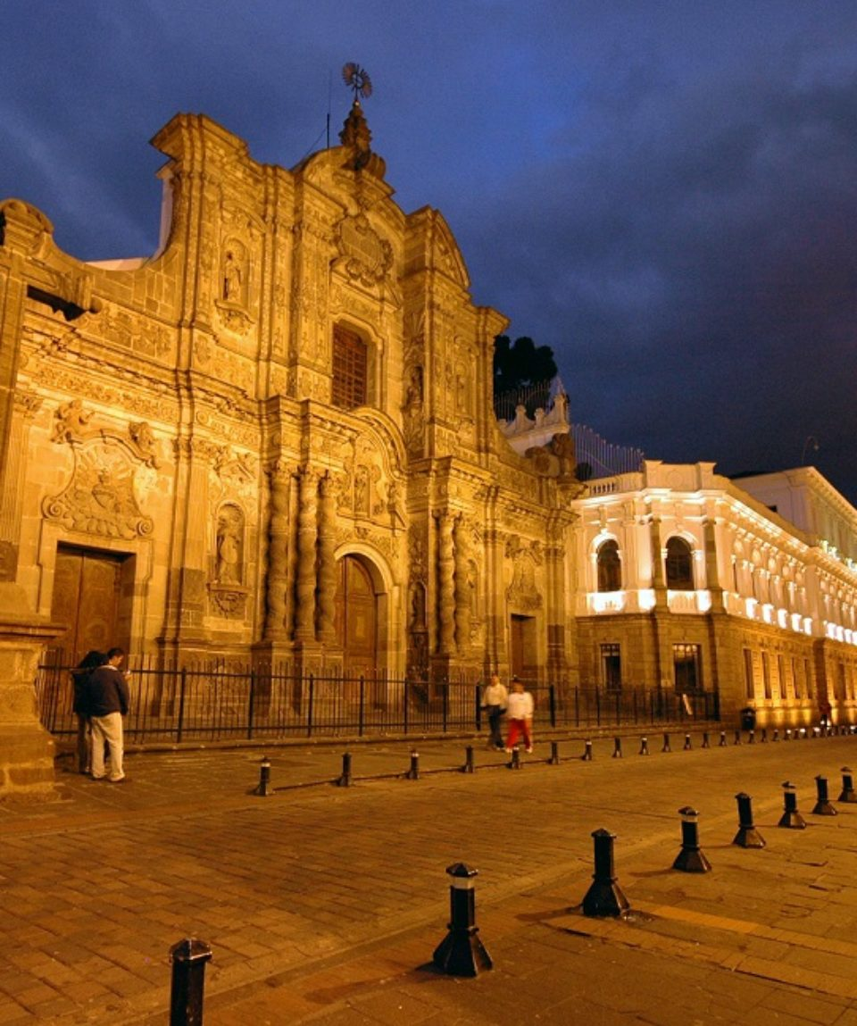 Signature Quito and Andes Journey 5 Days