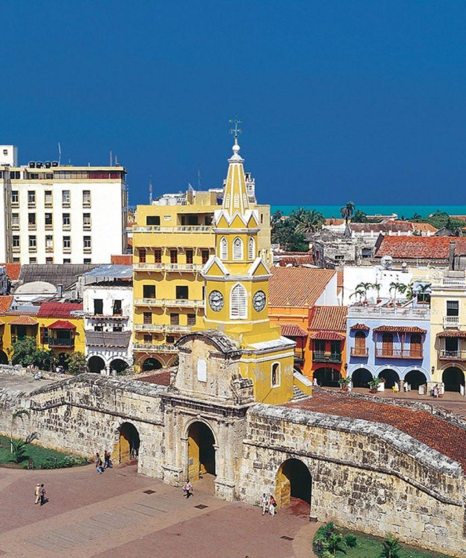 Bogota & Cartagena Essential 5 Days
